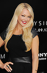 WESTWOOD, CA- AUGUST 07: Actress Charlotte Ross arrives at the Los Angeles premiere of 'Elysium' at Regency Village Theatre on August 7, 2013 in Westwood, California.