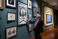 John F. Marszalek in Ulysses S. Grant Presidential Library.<br />  (photo by Megan Bean / &copy; Mississippi State University)