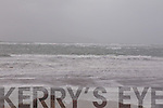 Weather conditions at the Maherees, Castlegregory on Monday.