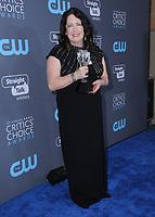 11 January 2018 - Santa Monica, California - Ann Dowd. 23rd Annual Critics' Choice Awards held at Barker Hangar. <br /> CAP/ADM/BT<br /> &copy;BT/ADM/Capital Pictures