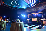 Bar Mitzvah Room and Catering Setup at Watsco Center