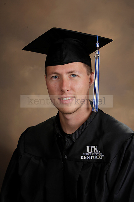 Jeffords, David photographed during the October, 2012, Grad Salute in Lexington, Ky.