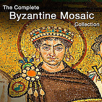 Byzantine Eastern Roman Style Mosaics -Pictures & Images