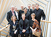 Royal Opera House announces the 2012/13 Season introducing the new artistic teams at the Royal Opera and Royal Ballet<br /> <br /> 14th March 2012 <br /> at The Royal Opera House, Covent Garden, London, Great Britain <br /> <br /> <br /> Tony Hall <br /> Kevin O'Hare<br /> Wayne McGregor<br /> Antonio Pappano<br /> John Fulljames<br /> Kasper Holten<br /> Barry Wordsworth <br /> Alison Duthie<br /> Christopher Wheeldon<br /> Jeanette Lawrence<br /> <br /> Photograph by Elliott Franks