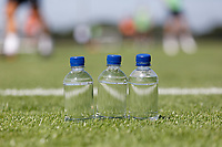 Mor water bottles during the Swansea City Training Session at The Fairwood Training Ground, Wales, UK. Tuesday 03 July 2018