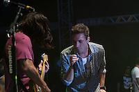 SAO PAULO, SP, 31.12.2013 - REVEILLON NA PAULISTA - XXXXXXXXXX durante 17ª edição do Réveillon na Paulista região central de São Paulo nesta quarta-feira (31). (Foto: Marcelo Brammer / Brazil Photo Press).