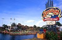 Spyglass Minature Golf, Myrtle Beach, South Carolina, USA