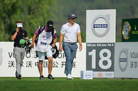 Joost Luiten (NED) in action during the third round of the Volvo China Open played at Topwin Golf and Country Club, Huairou, Beijing, China 26-29 April 2018.<br /> 28/04/2018.<br /> Picture: Golffile | Phil Inglis<br /> <br /> <br /> All photo usage must carry mandatory copyright credit (&copy; Golffile | Phil Inglis)