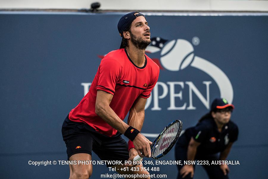FELICIANO LOPEZ (ESP)<br /> <br /> TENNIS - THE US OPEN - FLUSHING MEADOWS - NEW YORK - ATP - WTA - ITF - GRAND SLAM - OPEN - NEW YORK - USA - 2016  <br /> <br /> <br /> <br /> &copy; TENNIS PHOTO NETWORK