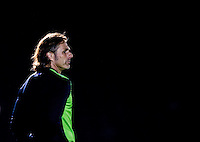 Wycombe Wanderers Manager Gareth Ainsworth during the The Checkatrade Trophy match between Wycombe Wanderers and West Ham United U21 at Adams Park, High Wycombe, England on 4 October 2016. Photo by Andy Rowland.