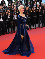 Dame Helen Mirren at the gala screening for &quot;Girls of the Sun&quot; at the 71st Festival de Cannes, Cannes, France 12 May 2018<br /> Picture: Paul Smith/Featureflash/SilverHub 0208 004 5359 sales@silverhubmedia.com