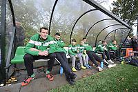 VOETBAL: HEERENVEEN: 07-11-2015, Heerenveense Boys - Zwaagwesteinde, uitslag 2-3, Gabe Teun Top, ©foto Martin de Jong