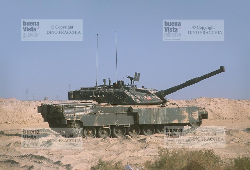 - Ariete tank..- carro armato Ariete