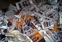 Gruppo Masotina, recupero carta
