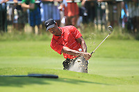 Tiger Woods (USA) in the practice area at the 1st tee before starting his match Sunday's Final Round of the 94th PGA Golf Championship at The Ocean Course, Kiawah Island, South Carolina, USA 11th August 2012 (Photo Eoin Clarke/www.golffile.ie)