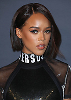 LOS ANGELES - OCTOBER 23:  Serayah at the 3rd Annual InStyle Awards at The Getty Center on October 23, 2017 in Los Angeles, California. (Photo by Scott Kirkland/PictureGroup)