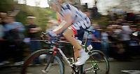 77th Flèche Wallonne 2013..Dennis Vanendert (BEL)