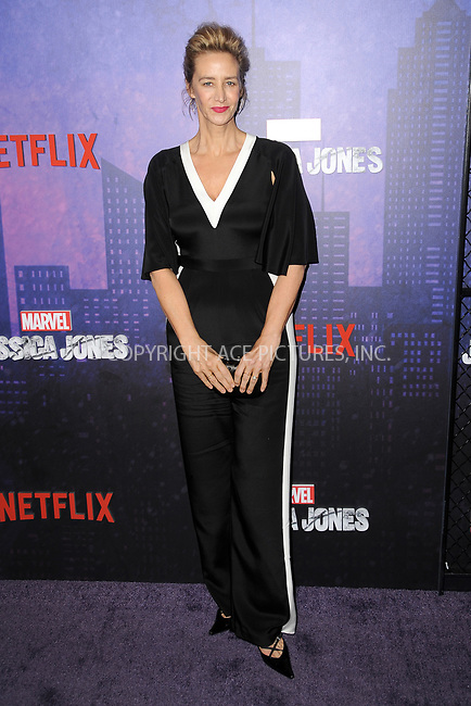 www.acepixs.com<br /> March 7, 2018  New York City<br /> <br /> Janet McTeer attending attending Marvel's 'Jessica Jones' season 2 TV show premiere on March 7, 2018 in New York City.<br /> <br /> Credit: Kristin Callahan/ACE Pictures<br /> <br /> <br /> Tel: 646 769 0430<br /> Email: info@acepixs.com