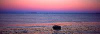 Dawn, Rye, New Hampshire. Photograph by Peter E. Randall