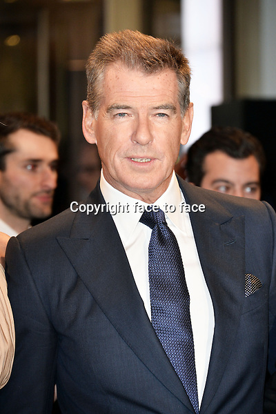 """Pierce Brosnan (Actor) attending the """"A Long Way Down"""" Premiere during the 64rd Berlinale Film Festival at the Friedrichstadt-Palast Berlin.Berlin 10.02.2014. Credit: Timm/face to face"""