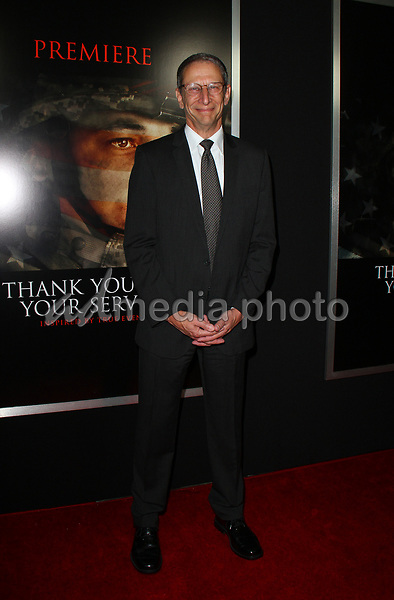 "23 October 2017 - Los Angeles, California - David Finkel. ""Thank You For Your Service"" Premiere held at the Regal L.A. Live Theatre in Los Angeles. Photo Credit: AdMedia"