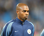 Fernandinho of Manchester City during the UEFA Champions League Group C match at The Etihad Stadium, Manchester. Picture date: September 14th, 2016. Pic Simon Bellis/Sportimage