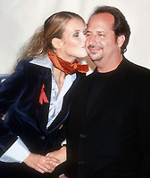 Claudia Schiffer John Lovitz 1996<br /> Photo By John Barrett/PHOTOlink.net / MediaPunch