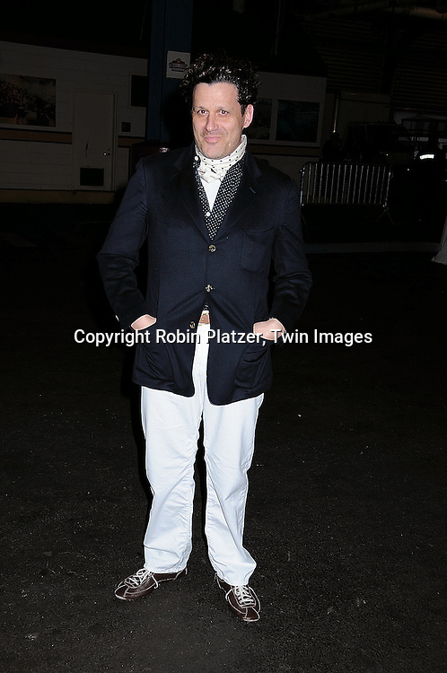 Isaac Mizrahi..arriving at The Food Bank for New York City's 5th Annual..Can-Do Awards Dinner at Pier Sixty at Chelsea Piers in..New York City on April 7, 2008. ..Robin Platzer, Twin Images