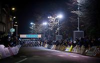 women's race start<br /> <br /> 44th Superprestige Diegem (BEL) 2018<br /> ©kramon