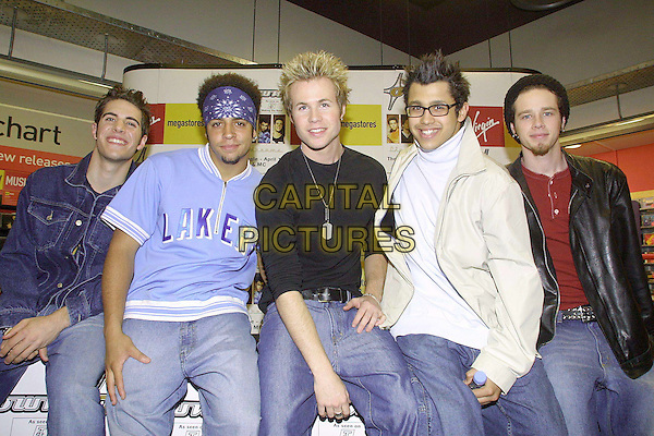 OTOWN.boy band, half length, half-length.www.capitalpictures.com.sales@capitalpictures.com.© Capital Pictures.