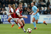 Kim Little of Arsenal Women during Arsenal Women vs Manchester City Women, FA Women's Super League FA WSL1 Football at Meadow Park on 12th May 2018