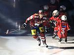 08.09.2017, Mercedes Benz Arena, Berlin, GER, 1.DEL, EISBAEREN BERLIN  VS.  THOMAS SABO ICE TIGERS, im Bild <br /> Andre Rankel (Eisbaeren Berlin #24)<br /> <br />      <br /> Foto &copy; nordphoto / Engler