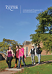 CLIENT: UNIVERSITY OF EXETER PROSPECTUS 2011 // CONCEPT AND DESIGN: UNIVERSITY OF EXETER // ART DIRECTION: PAUL CHINN