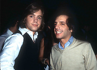 New York, NY<br />1978 <br />Shaun Cassidy and Steve Rubell at Studio 54<br />Credit:  Adam Scull-PHOTOlink/MediaPunch