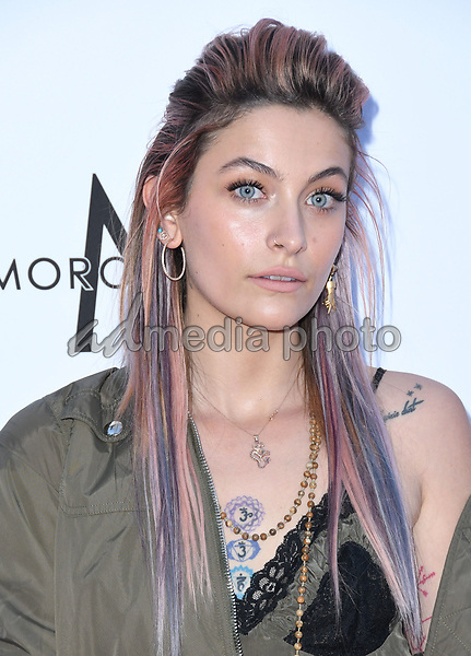 08 April 2018 - Beverly Hills, California - Paris Jackson. The Daily Front Row's 4th Annual Fashion Los Angeles Awards held at The Beverly Hills Hotel. Photo Credit: Birdie Thompson/AdMedia