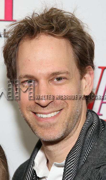 David Korins attends the Broadway Opening Night Performance of 'War Paint' at the Nederlander Theatre on April 6, 2017 in New York City