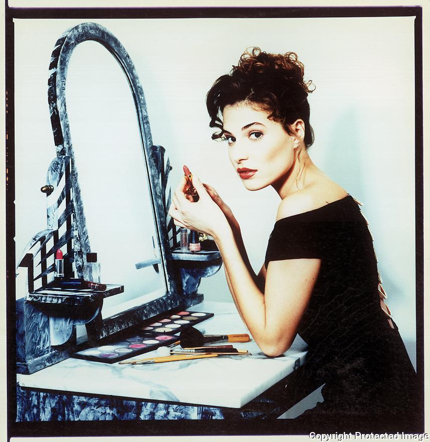 Christine Lemler,<br /> Com&eacute;dienne.