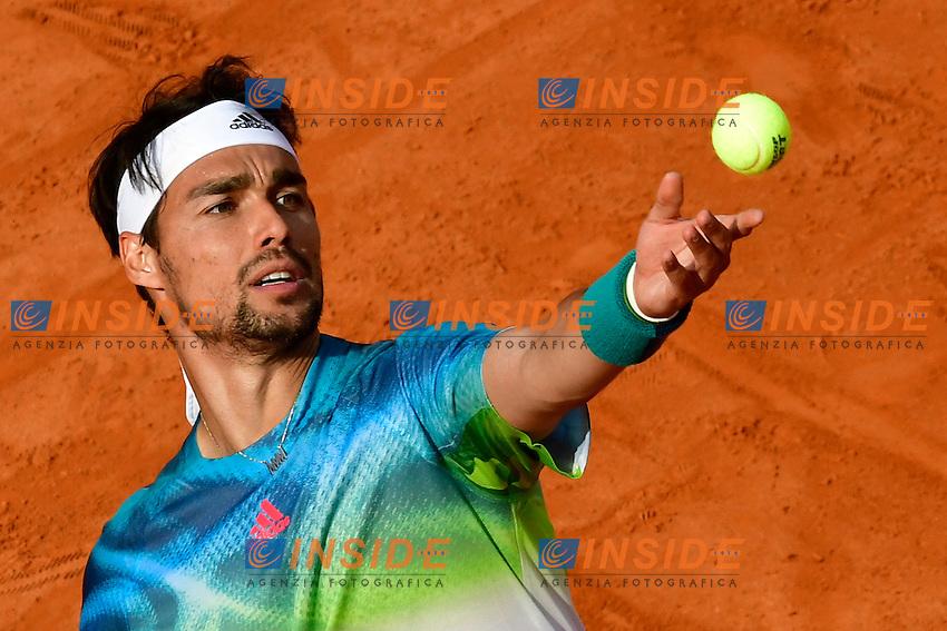 Fabio Fognini (ITA)<br /> Roma 9-05-2016  Foro Italico<br /> Internazionali BNL d'Italia, <br /> Tennis ATP<br /> Foto Antonietta Baldassarre / Insidefoto