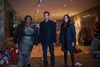 Office Christmas Party (2016)<br /> Da'Vine Joy Randolph, Jason Bateman, Olivia Munn <br /> *Filmstill - Editorial Use Only*<br /> CAP/KFS<br /> Image supplied by Capital Pictures