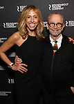 "Amanda Green and Joel Grey attends the Broadway Opening Night of  ""Kiss Me, Kate""  at Studio 54 on March 14, 2019 in New York City."