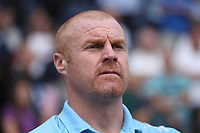 Burnley's Manager Sean Dyche <br /> <br /> Photographer Mick Walker/CameraSport<br /> <br /> Football Pre-Season Friendly - Preston North End  v Burnley FC  - Monday 23st July 2018 - Deepdale  - Preston<br /> <br /> World Copyright &copy; 2018 CameraSport. All rights reserved. 43 Linden Ave. Countesthorpe. Leicester. England. LE8 5PG - Tel: +44 (0) 116 277 4147 - admin@camerasport.com - www.camerasport.com