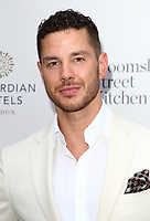 Scott Thomas at the Bloomsbury Street Kitchen Restaurant Launch Party in London on August 8th 2019<br /> CAP/ROS<br /> ©ROS/Capital Pictures