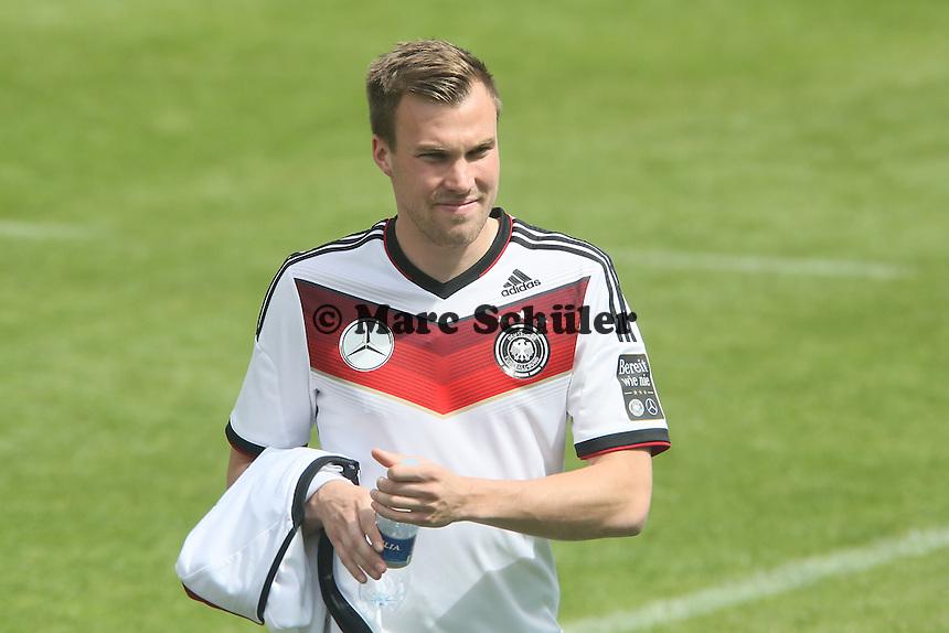Kevin Großkreutz - Abschlusstraining der Deutschen Nationalmannschaft gegen die U20 im Rahmen der WM-Vorbereitung in St. Martin