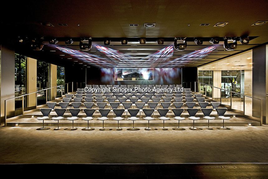 Cinema / Conference area Hyundai, Seoul, for Hyndai Calendar<br /> <br /> Photo portfolio of Kim  / Sinopix