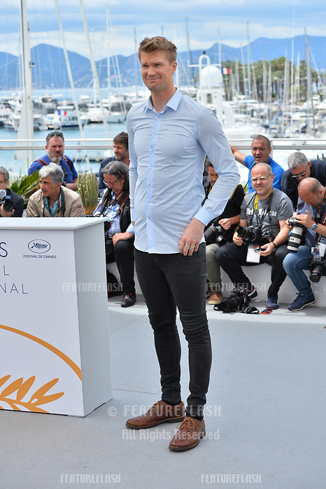 Joonas Suotamo at the photocall for &quot;Solo: A Star Wars Story&quot; at the 71st Festival de Cannes, Cannes, France 15 May 2018<br /> Picture: Paul Smith/Featureflash/SilverHub 0208 004 5359 sales@silverhubmedia.com