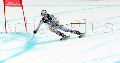 11.02.2011  FIS ALPINE WORLD SKI CHAMPIONSHIPS. VONN Lindsey in Garmisch-Partenkirchen, Germany.