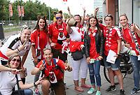 Denmark v Austria WEURO 2017 Semi Final 030817