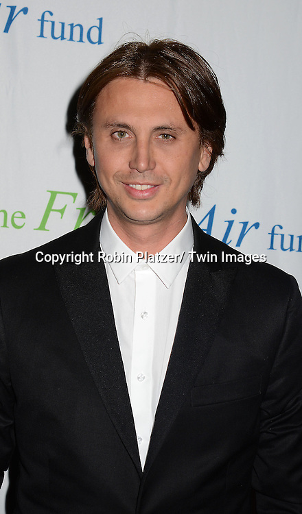 Jonathan Cheban attends The Fresh Air Fund Salute to Mariah Carey on May 29, 2014 at Pier Sixty at Chelsea Piers in New York, New York, USA.