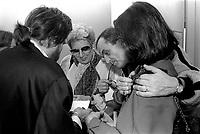 Charles Dutoit. 7 octobre 1987<br /> <br /> PHOTO : agence quebec presse