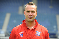 VOETBAL: HEERENVEEN: 07-07-2016, Fotopersdag SC Heerenveen, Gerald Sibon (assistent-trainer), ©foto Martin de Jong